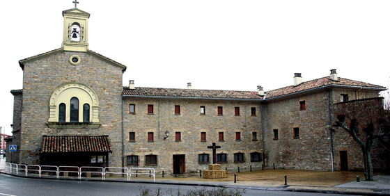 Cultura publica la 'Crónica del convento de capuchinos Extramuros de Pamplona desde 1679 a 1833'