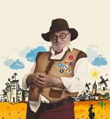 Moncho Borrajo presenta su espectáculo 'Moncho Panza', este sábado en Baluarte
