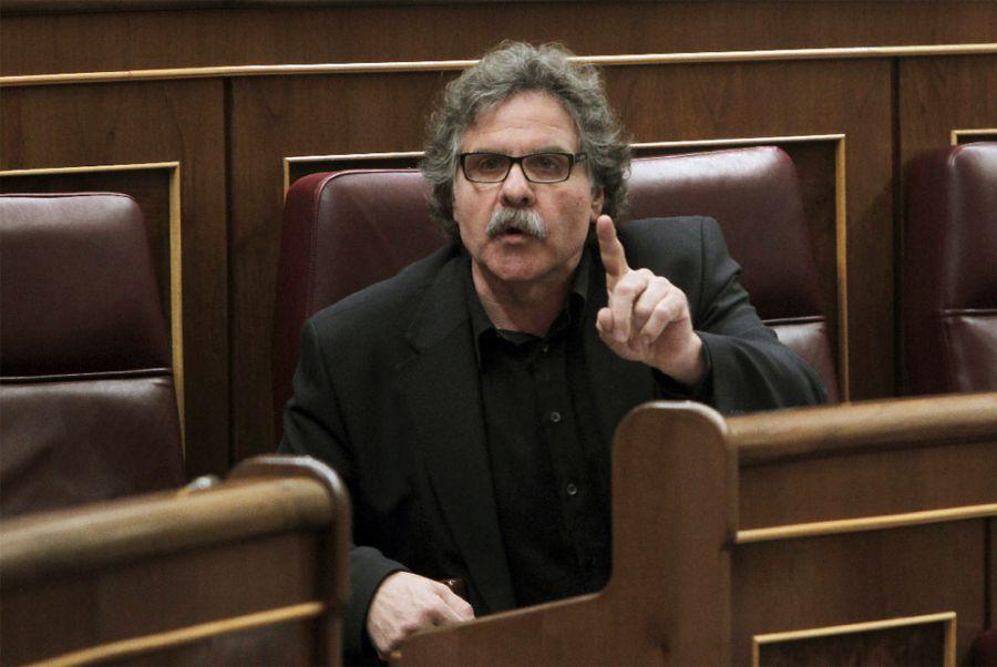 ERC ofrece a IU formar un grupo parlamentario en el Congreso junto a Bildu