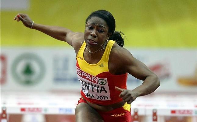 La IAAF suspende a perpetuidad a Onyia y tres años a Penti