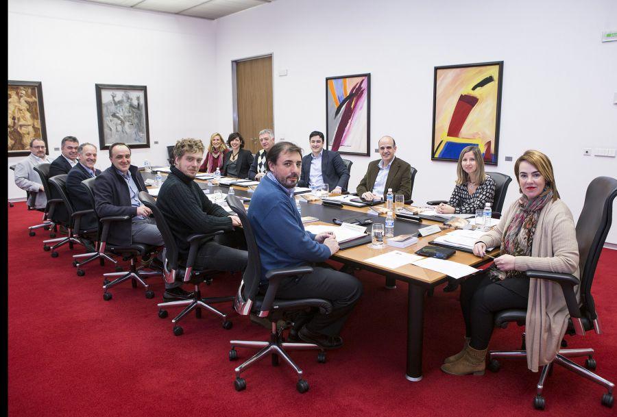 La Mesa y Junta debatirá en Falces el cambio de nombre de Podemos
