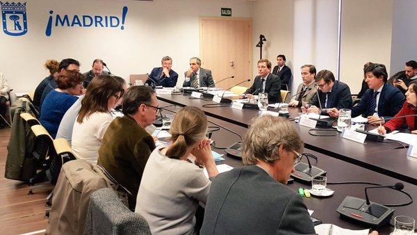 Un concejal del PP de Madrid: