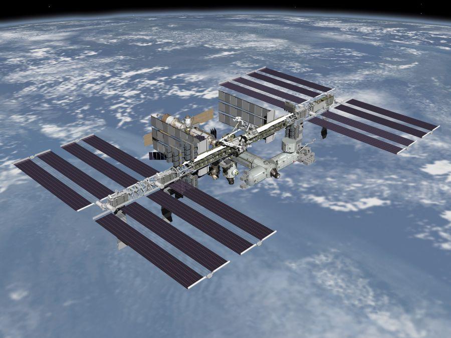 La Estación Espacial Internacional pasará sobre España este miércoles