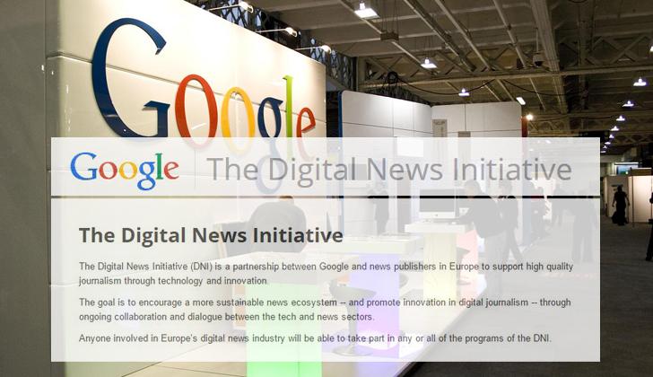 Digital News Initiative: 27 millones entre 128 organizaciones impulsoras de la innovación en el sector de las noticias