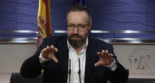 Girauta (C's): El Gobierno está gestionando como puede el órdago secesionista