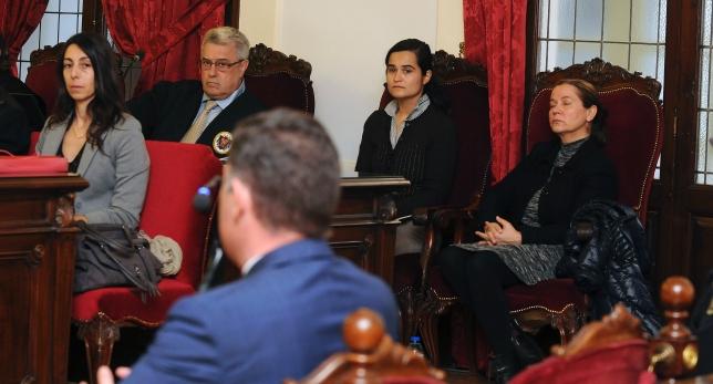 Montserrat González, su hija Triana y Raquel Gago, culpables del asesinato de Carrasco