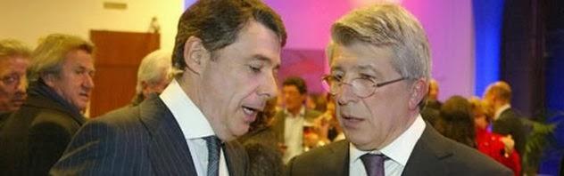 Anticorrupción pide imputar a González y Cerezo por el ático