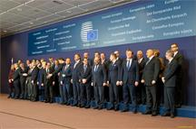 La UE acuerda dar prioridad a finalizar la unión bancaria y a crear un FME