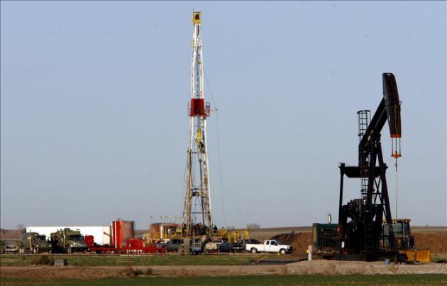 El petróleo de Texas abre con un alza del 1,66 % hasta 44,77 dólares