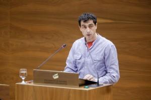 Rubén Velasco (G.P. Podemos-Ahal Dugu)