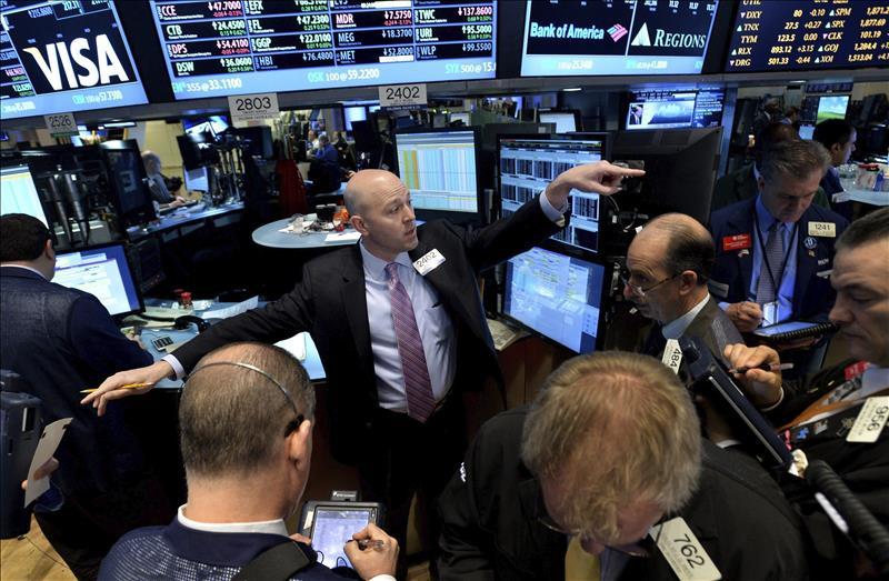 Wall Street abre a la baja y el Dow Jones cede un 0,39 %