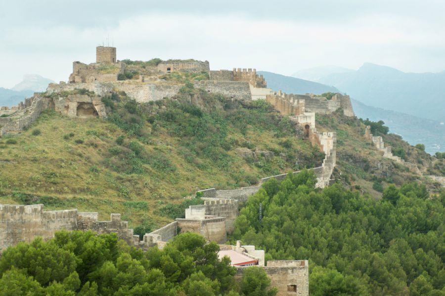 Empieza la restauración del Castillo de Sagunto