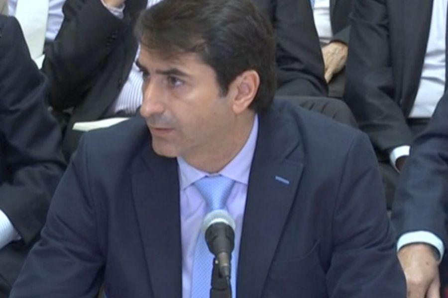 El exdirector de Illesport admite que falseó actas y que las órdenes sobre Urdangarin