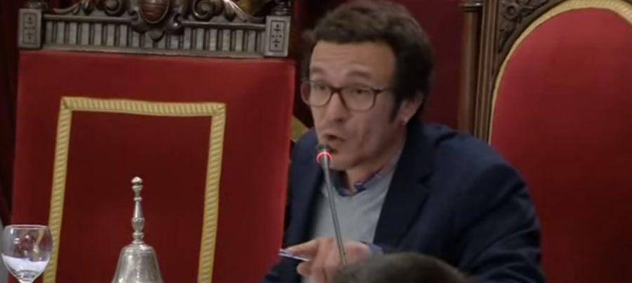 El Ayuntamiento de Cádiz rechaza suprimir las diputaciones con el apoyo del PSOE