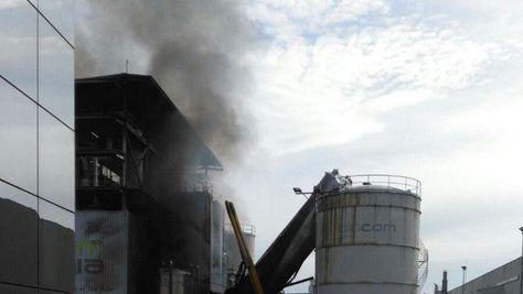 Dos muertos en una explosión en una empresa de biodiésel de Valencia