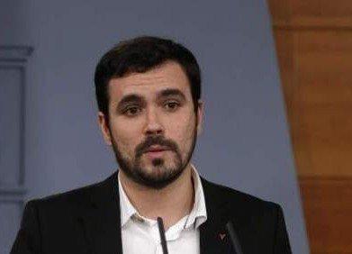IU dirá no a Sánchez en la primera votación, pero deja la puerta abierta en la segunda