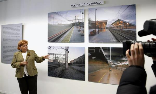 Ángeles Pedraza deja la presidencia de la AVT