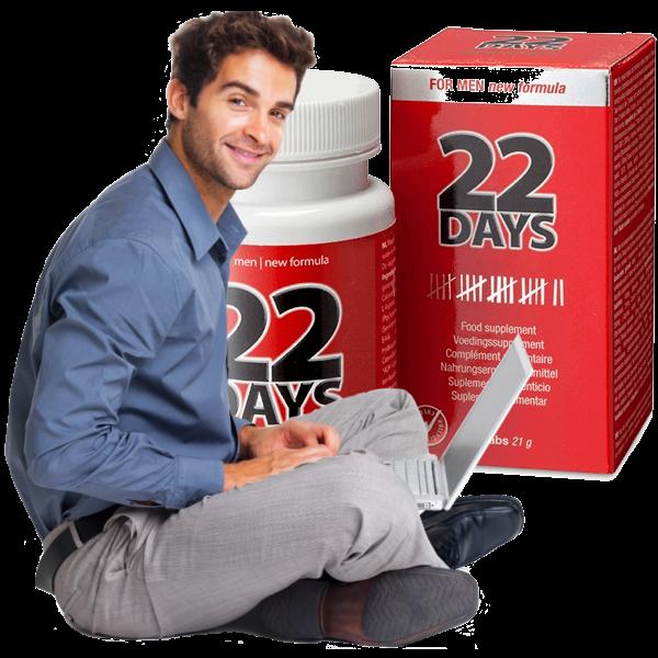 Un complemento dietético masculino que mejora la vida sexual