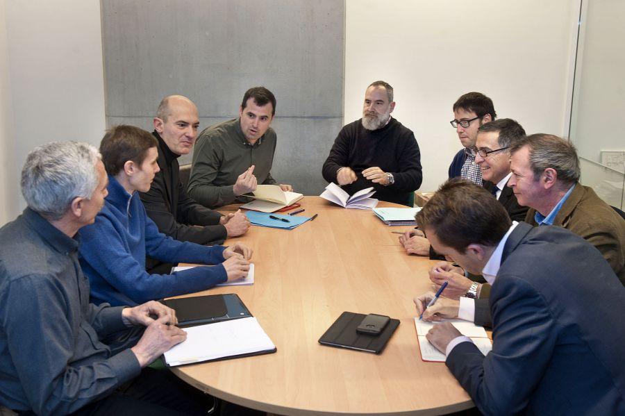 El Navarra Arena espera contar para noviembre con un plan de viabilidad del pabellón