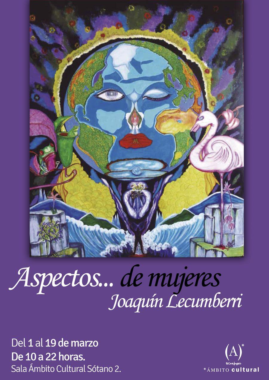 AGENDA: 9 a 18 de marzo, en El Corte Inglés de Pamplona, Semana Día Internacional de la Mujer
