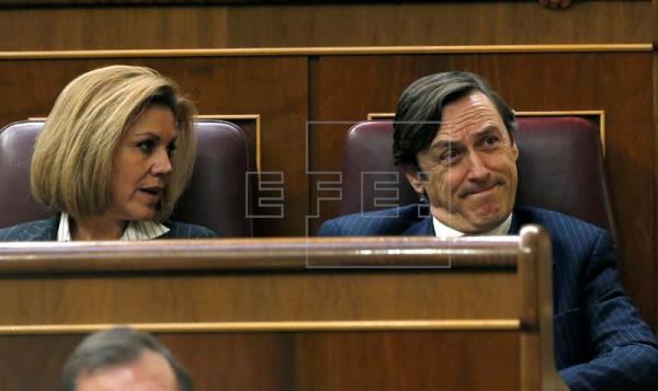 "El PP reprocha a un Sánchez ""petulante"" el discurso que ""culmina un fraude"""