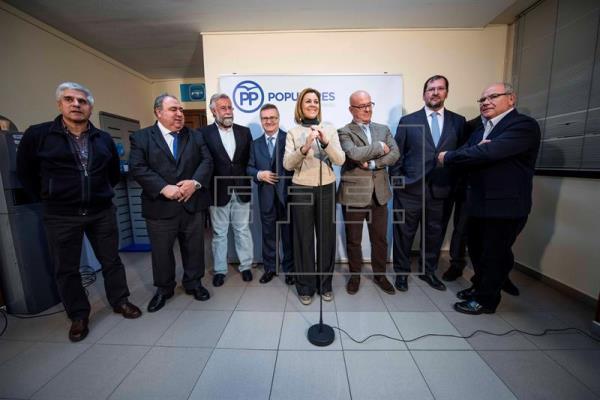 El PP insiste en que llamará a C's y al PSOE, aunque ya les hayan dado el no