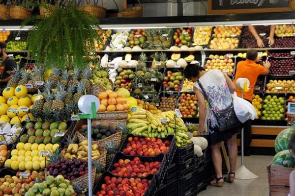 El IPC baja un 0,4% en febrero en Navarra