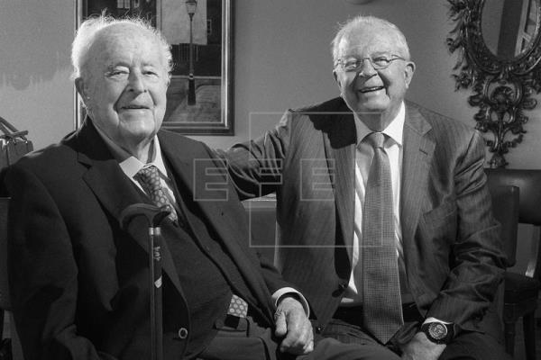 Muere a los 103 años Loewe Knappe, artífice de la expansión de la marca española