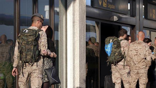 España mantiene 2.330 militares desplegados en 14 misiones internacionales