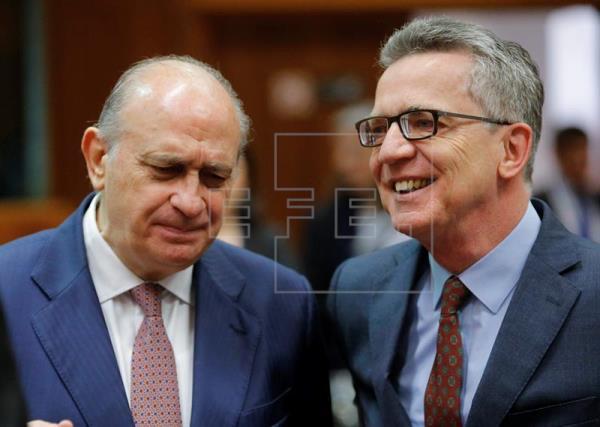 Fernández Díaz dice que no les consta que haya españoles en el listado del Estado Islámico