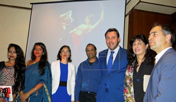 """""""Flamenco India"""" irá al país en que se inspira en su primera salida de España"""