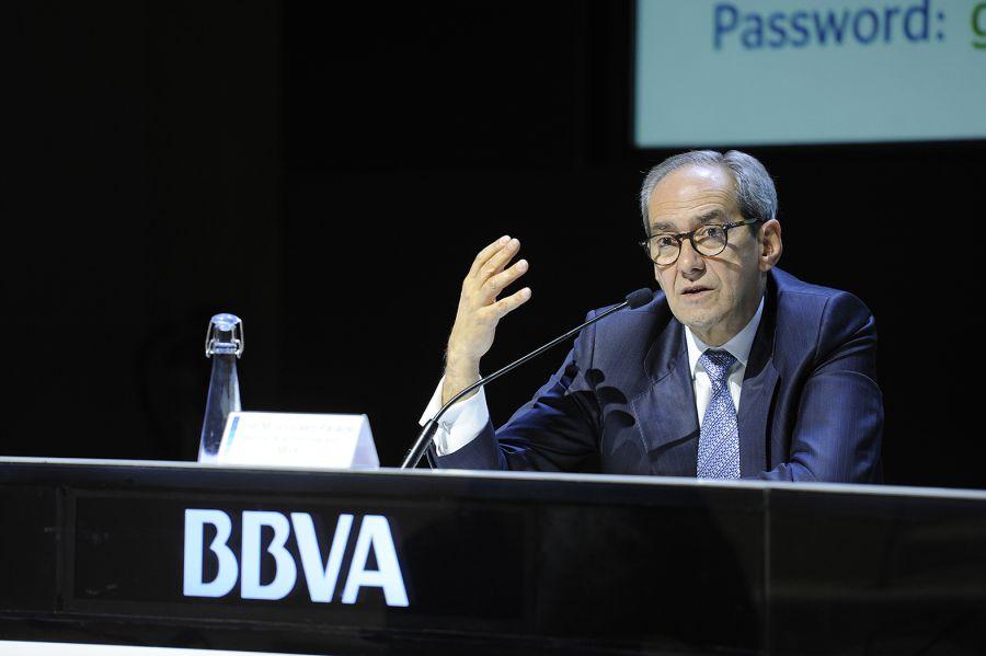 El consejero ejecutivo de BBVA intervino en una jornada organizada en Madrid por el Instituto Empresa y Humanismo de la Universidad de Navarra