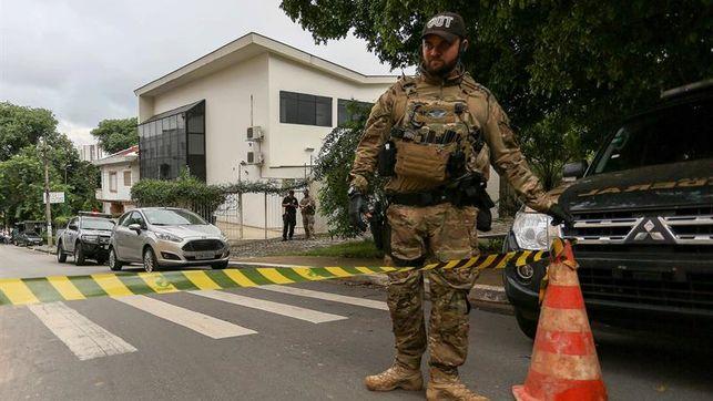 Lula da Silva es detenido por la policía brasileña, según medios locales