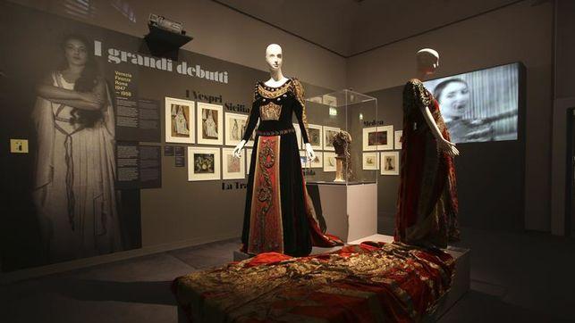 María Callas, la mujer más allá del mito, revive en Verona
