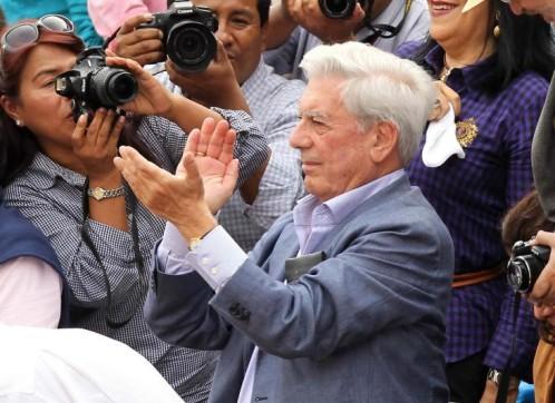 Vargas Llosa entra en el olimpo de La Pléiade