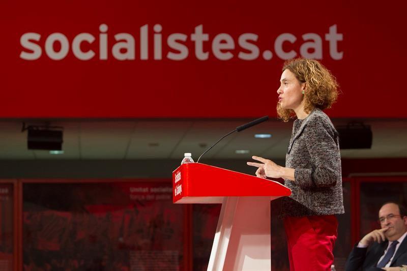 """Batet cree que Madina es """"imprescindible"""" para el PSOE"""
