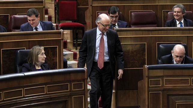 Montoro pide a Sánchez que agradezca las cifras históricas en la lucha contra el fraude