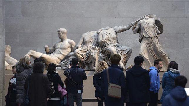 El Museo Británico es por noveno año la atracción más visitada de Reino Unido