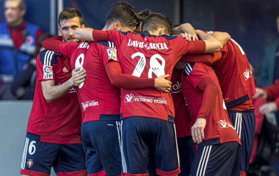 Osasuna quiere cerrar el año de su regreso a primera con una victoria en El Sadar