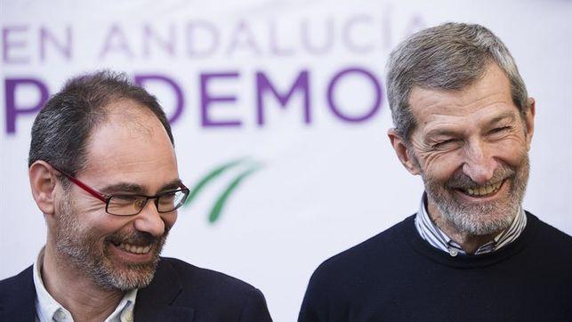 Podemos registra la petición para derogar las reformas laborales del PP y PSOE