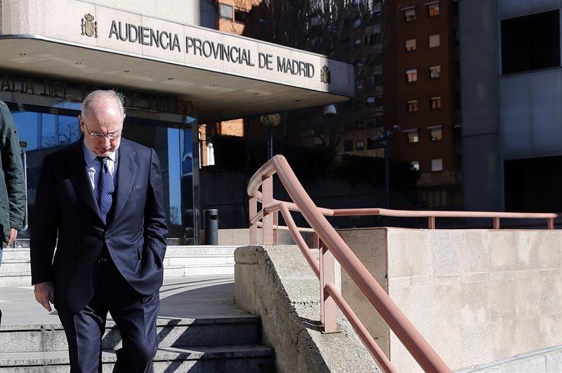 El juez Serrano-Arnal embarga a Rato el alquiler que cobra a Mercadona por un local en Alcorcón