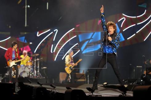 The Rolling Stones ofrecerán concierto gratuito en Cuba el 25 de marzo