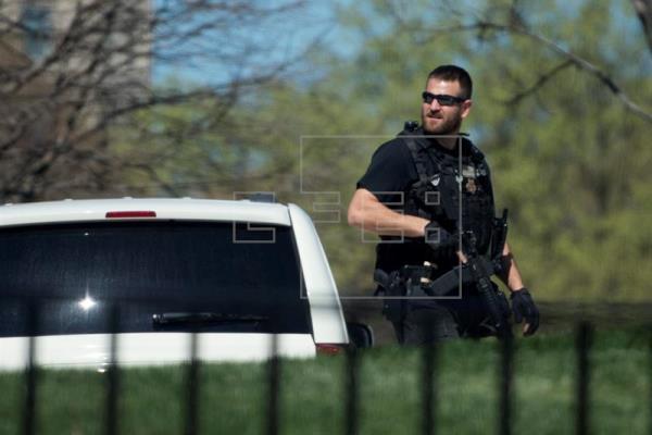 Un incidente armado lleva al cierre temporal de la Casa Blanca