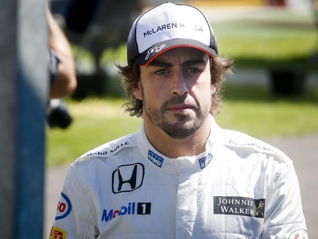 """Alonso: """"Estoy al cien por cien, cero dolores"""""""