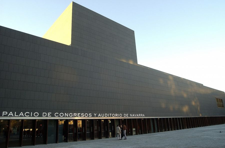 AGENDA: 8 de noviembre, en Baluarte de Pamplona, Orquesta sinfónica de 'Euskadi'