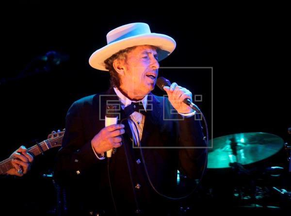 Un archivo secreto de Bob Dylan con 6.000 objetos se instalará en Oklahoma