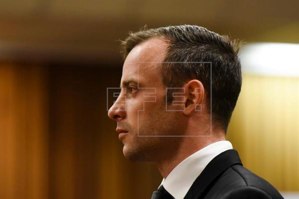 El Constitucional niega a Pistorius la posibilidad de apelar su condena por asesinato
