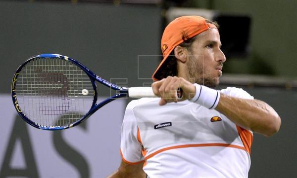 Feliciano López y Marc López avanzan a semifinales en dobles