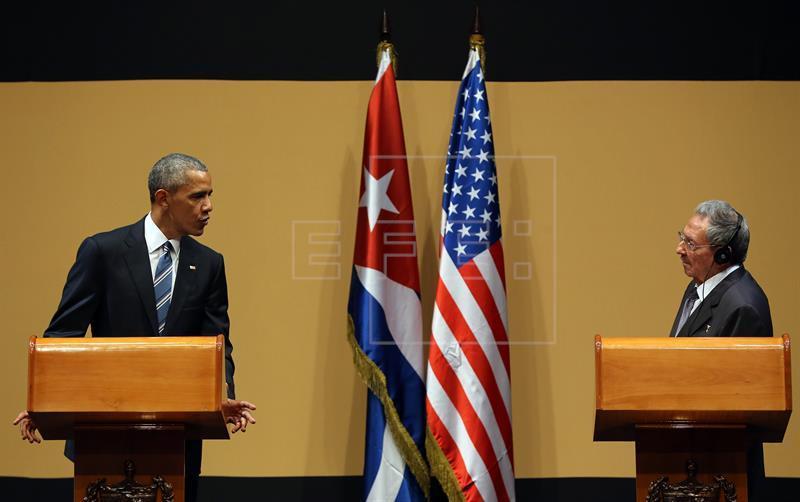 Raúl Castro ratifica ante Obama su disposición a avanzar en la normalización