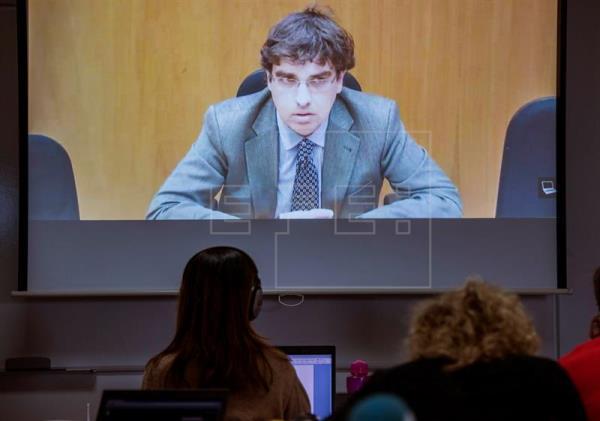 El contable de Nóos confirma que Urdangarin y Torres tenían empleados ficticios